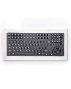 DT-5K-FSR-IS Stainless Steel Intrinsically Safe Keyboard
