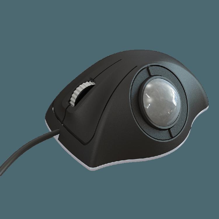 E38-Desktop Cursor Controls Trackball