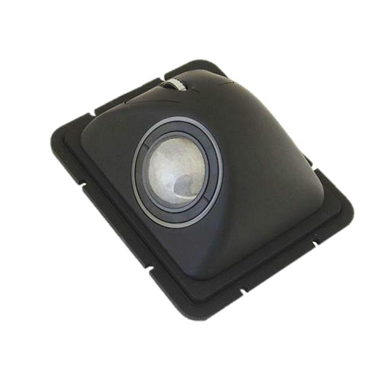 E50-Panel Cursor Controls Trackball
