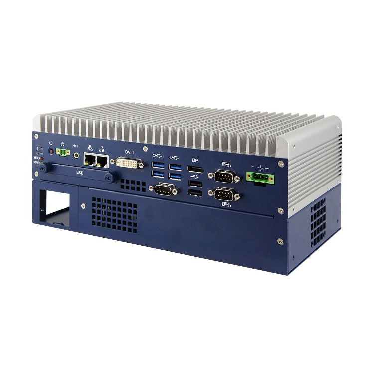 MAI602-M4D80 iBase Fanless Motion Control System