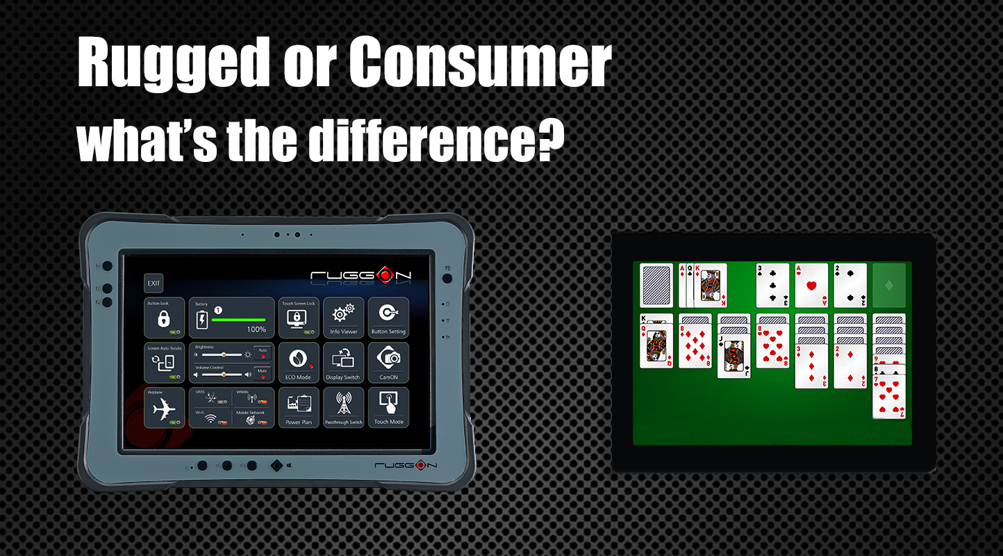 Consumer or Rugged – What's the Difference?