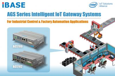 Introducing the iBASE AGS100 and AGS102 IoT Gateway Products