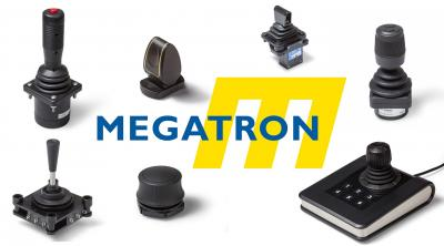 Megatron Rugged Joysticks