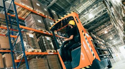 Warehouses – the RUGGED revolution