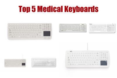 The Top Five Medical Keyboards